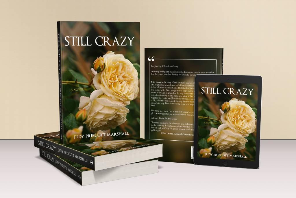 still crazy book